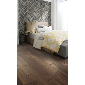 Bedroom Hardwood flooring | Carpet Your World