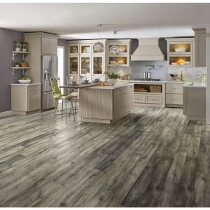 Wood grain Laminate kitchen cabinets | Carpet Your World