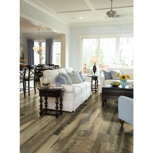 Living room Hardwood flooring | Carpet Your World