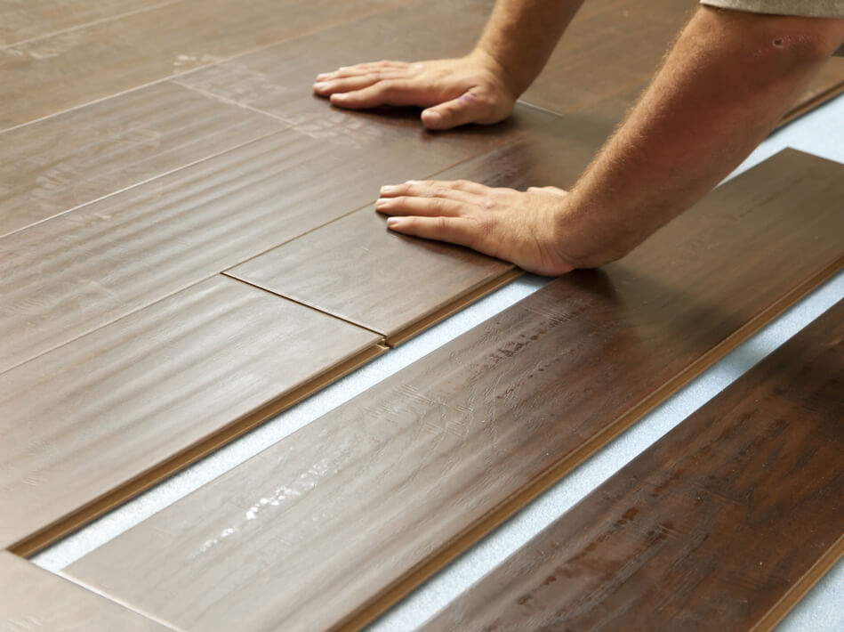 Laminate installation | Carpet Your World