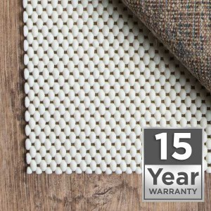 Rug pad fifteen year warranty | Carpet Your World