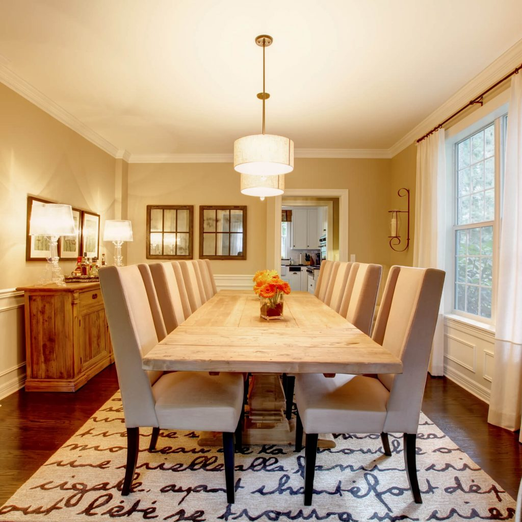 Best Rug for Your Dining Room | Carpet Your World