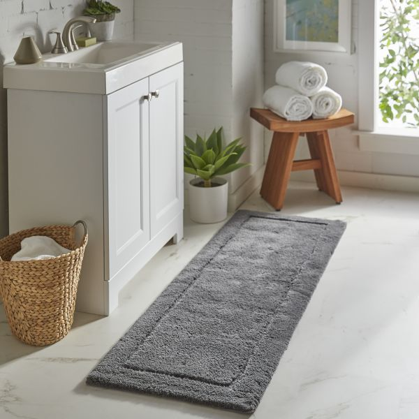 Using Rugs in the Bathroom
